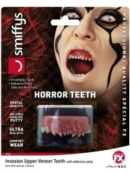 Dentadura parasita luxo adulto
