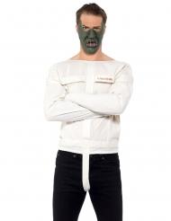 Kit canibalismo camisa de força adulto