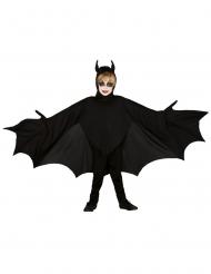 Disfarce morcego criança