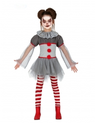 Disfarce palhaço psicopata legging menina