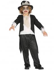 Disfarce noivo zombie menino