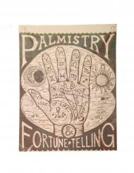 Cartaz mão da fortuna 100 x 75 cm