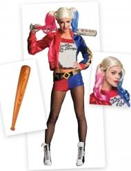 Pack disfarce e acessórios Harley Quinn™ mulher