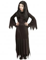 Disfarce gótico menina