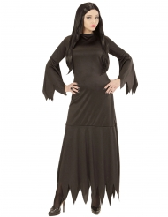 Disfarce gótica mulher