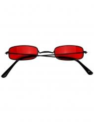 Óculos vampiro vermelho