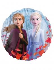 Balão alumínio redondo Frozen 2™ 43 cm