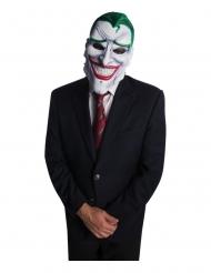 Máscara luxo articulada Joker™ adulto