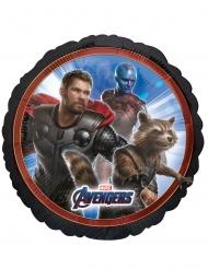 Balão de alumínio frente e verso Avengers Endgame™ 43 cm