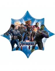 Balão alumínio Avengers Endgame™ 88 x 73 cm
