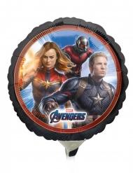 Balão pequeno de alumínio frente e verso Avengers Endgame™ 23 cm
