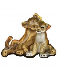 Balão alumínio O Rei Leão™ 78 x 66 cm