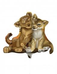 Pequeno balão alumínio O Rei Leão™ 23 cm