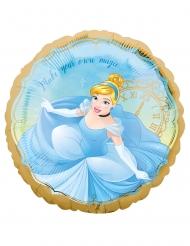 Balão de alumínio Cinderela Disney™ 43 cm
