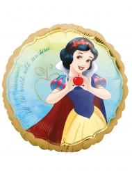 Balão alumínio Branca de Neve Disney™ 43 cm