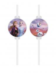 4 Palinhas medalhão em cartão Frozen™
