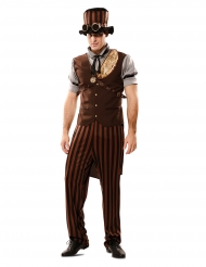 Disfarce steampunk homem