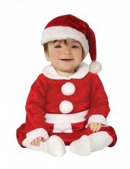 Disfarce Mãe Natal bebé