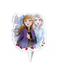 Vela de aniversário Frozen 2™ 7,5 cm