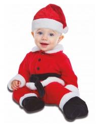 Disfarce macacão Natal bebé