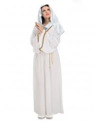 Disfarce Virgem Maria mulher