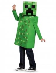 Disfarce clássico Creeper Minecraft™ criança
