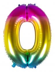 Balão alumínio multicolor 86 cm