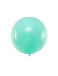 Balão de látex gigante menta 1 m