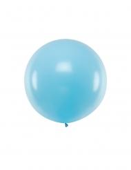 Balão de látex gigante azul 1 m