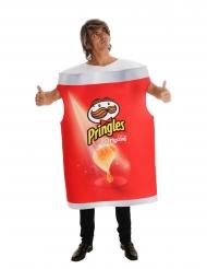 Disfarce lata de batata Pringles™ original adulto
