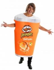 Disfarce lata de batata Pringles™ páprica adulto