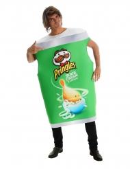 Disfarce lata de batata Pringles™ cebola adulto
