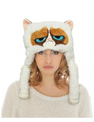 Gorro Grumpy Cat™ adulto