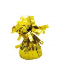 6 Pesos balões com franjas dourado