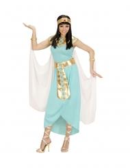 Disfarce rainha egípcia completo mulher