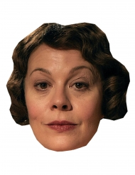 Máscara de cartão Helen McCrory