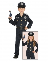 Disfarce polícia criança