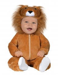 Disfarce leão bebé