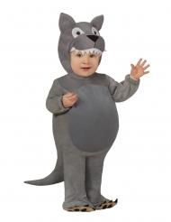 Disfarce lobo bebé