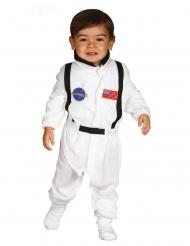 Disfarce astronauta bebé