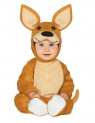 Disfarce canguru bebé