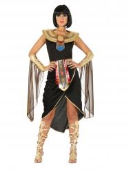 Disfarce rainha egípcia mulher