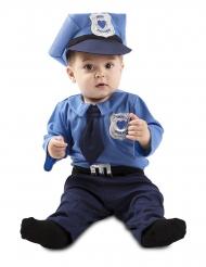 Disfarce polícia bebé