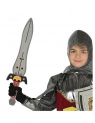 Espada cavaleiro E.V.A 53 cm criança