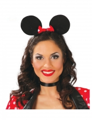 Bandolete orelhas de rato mulher