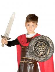 Set escudo espada criança
