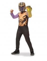 Coffret clássico Thanos com luva criança