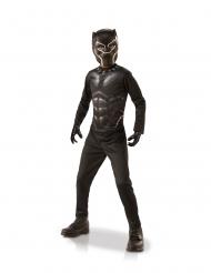 Coffret clássico Black Panther™ com luvas criança