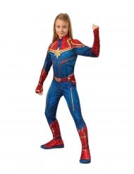 Disfarce clássico Captain Marvel™ menina
