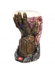 Tigela mini de rebuçados luva do infinito Marvel™ 38 cm